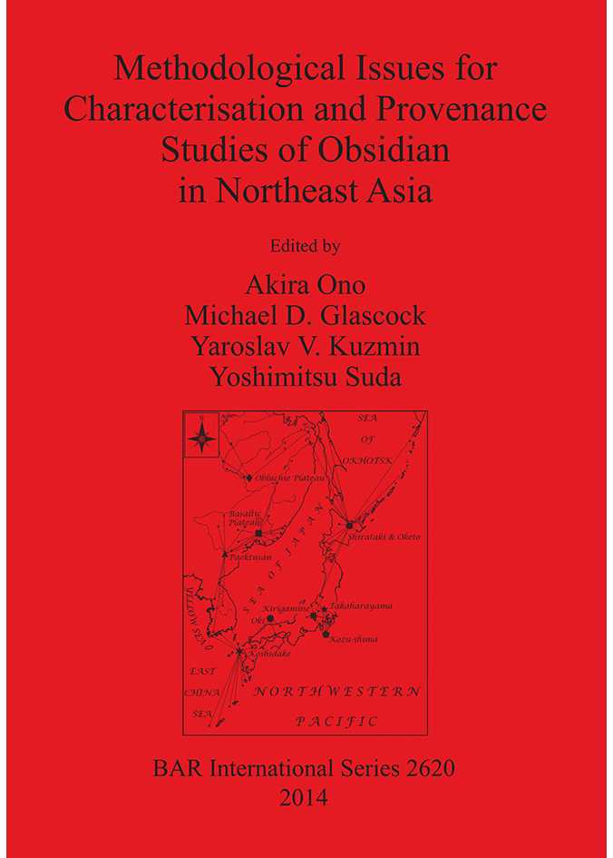 Methodological Issues for Characterisation and Provenance Studies of Obsidian in Northeast Asia.
